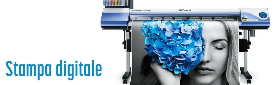 Tecnedil - Bergamo - Stampa digitale