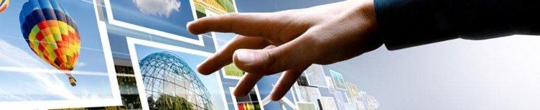 Creazione di siti web, gestione di reti, manutenzione di siti e di server