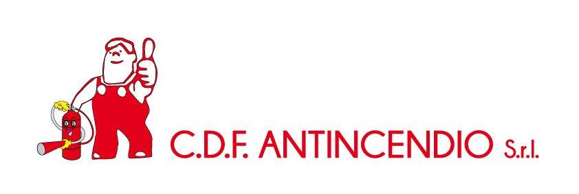 C.D.F. ANTINCENDIO - LOGO