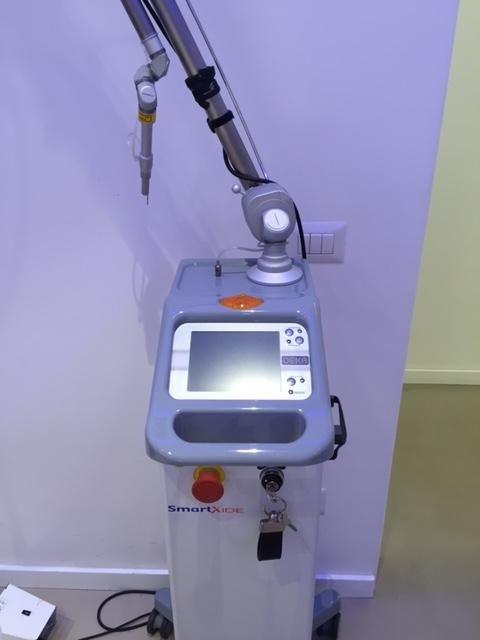 Laser CO2 frazionato DEKA dr Ratti La Spezia