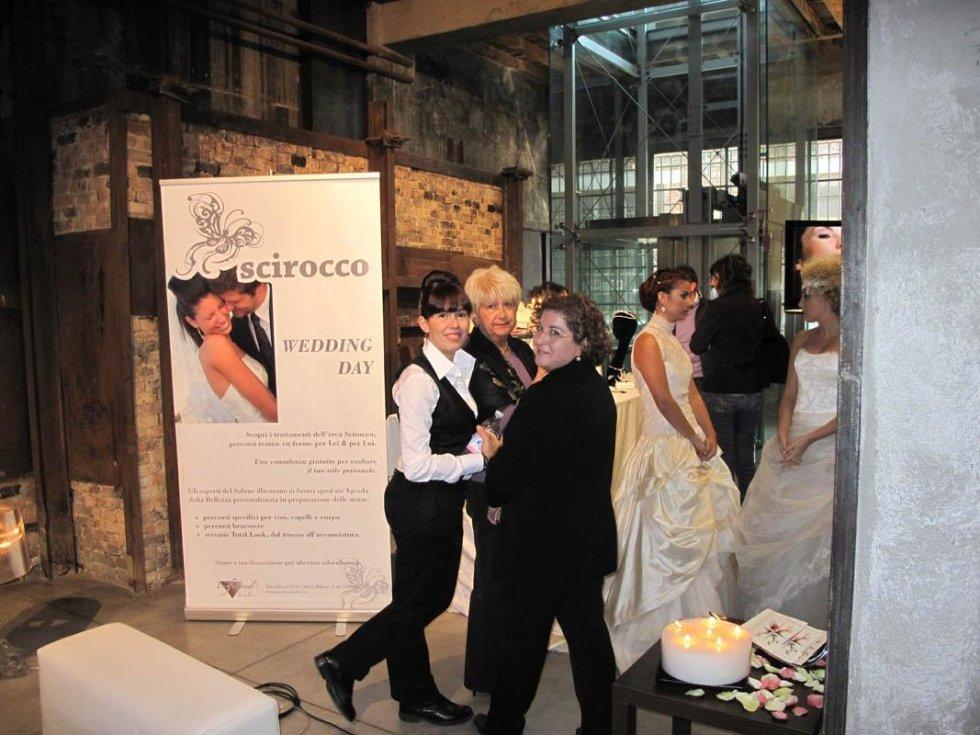 Prova abiti per spose