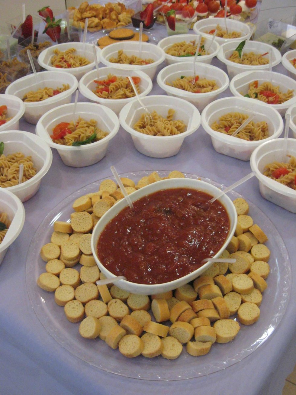 Catering Tisanoreica