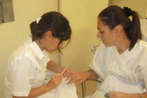 Trattamenti di manicure