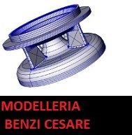 MODELLERIA CESARE BENZI-LOGO