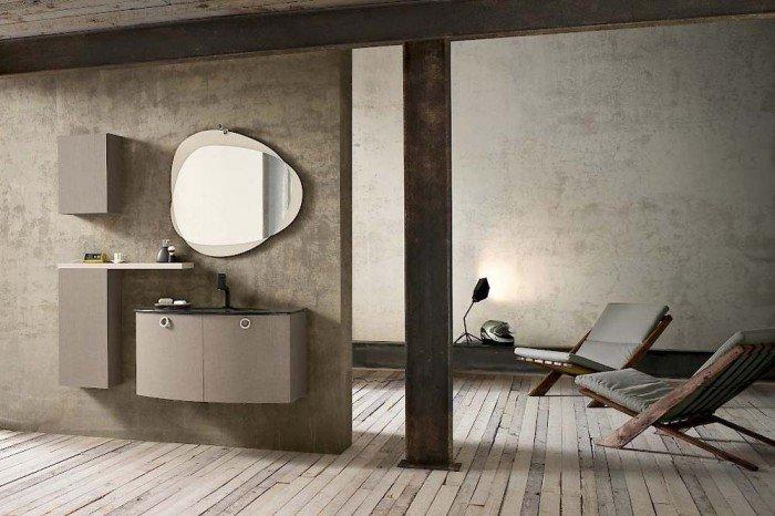 arredamento bagno | orbassano | c.v.e. idea casa - Arredo Bagno Beige