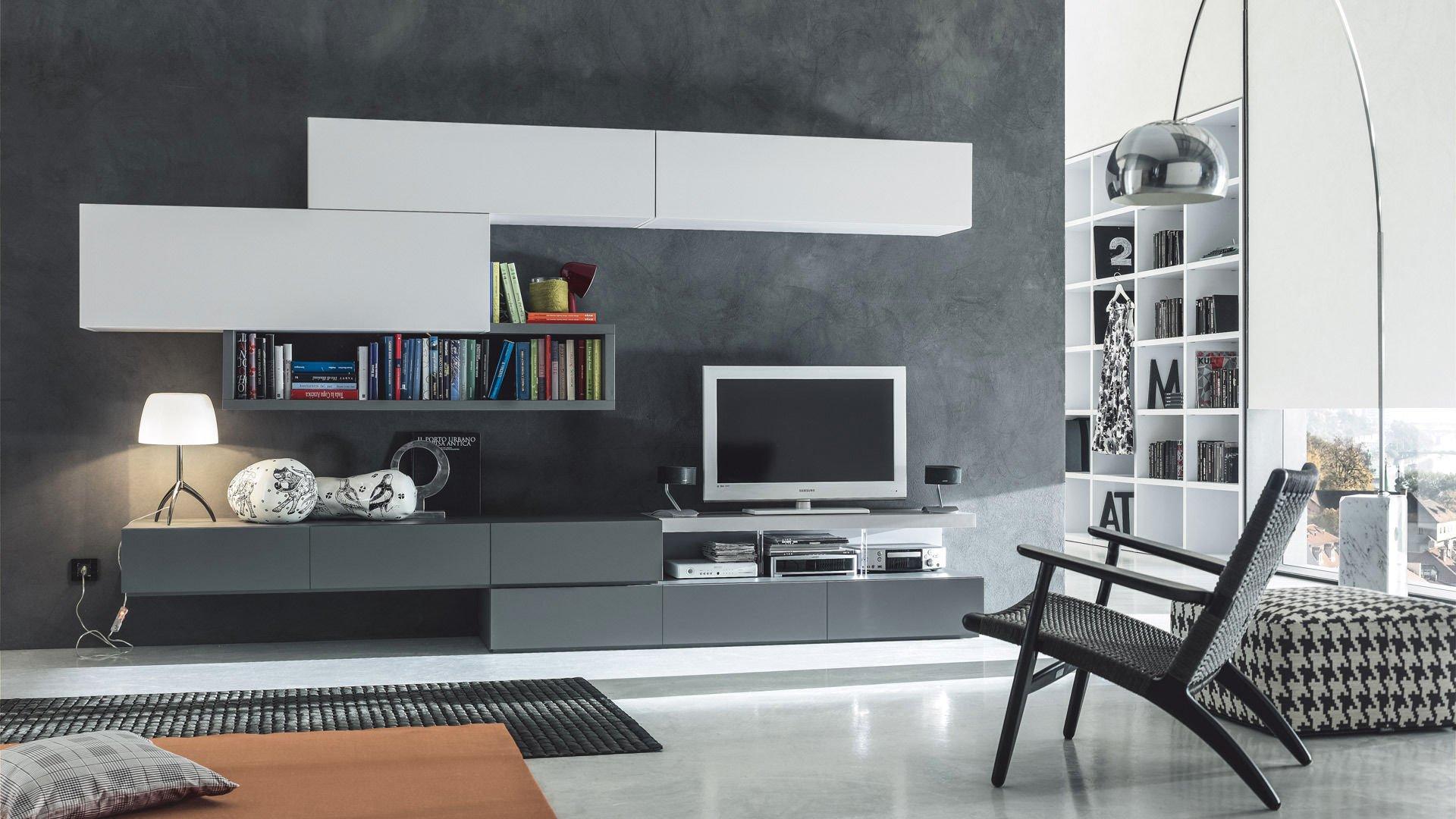 mobili bicolore