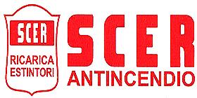 Il logo della SCER Antincendio di Bari