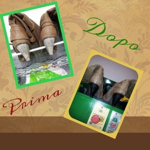 riparazione scarpe calzolaio cecina livorno toscana copertura tacco