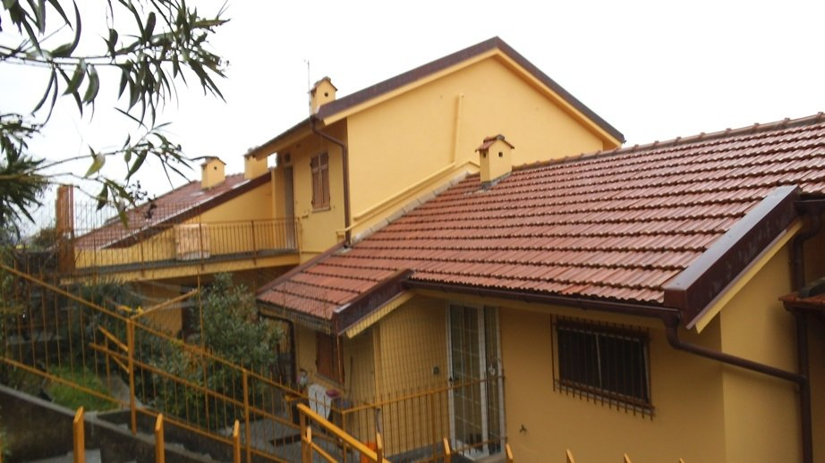 facciata ad Arenzano