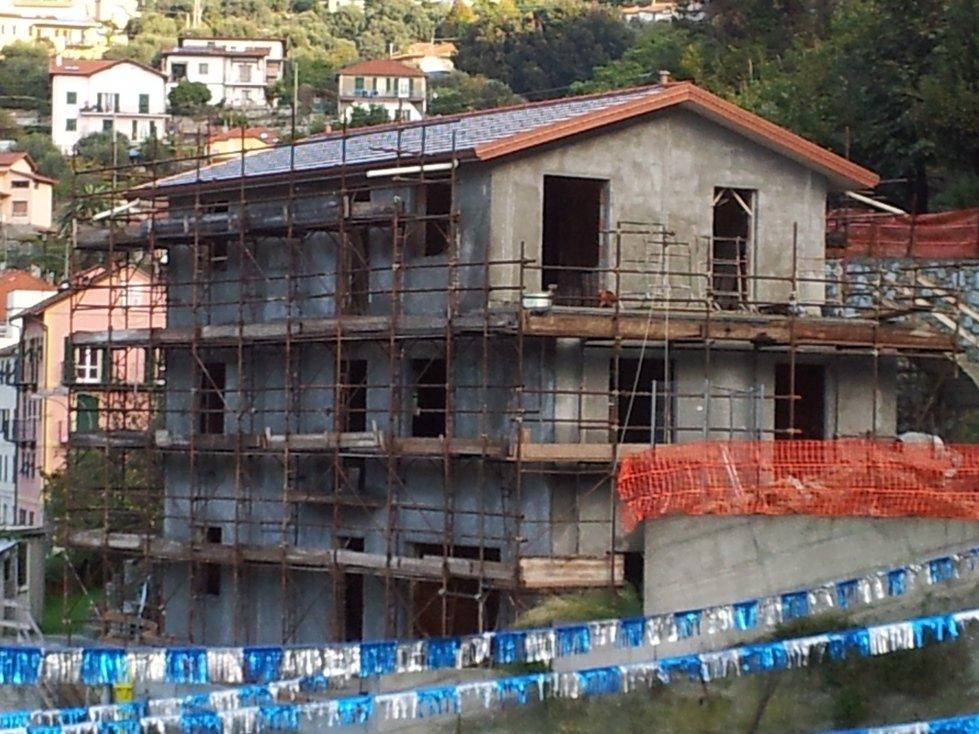 costruzione case a Varazze