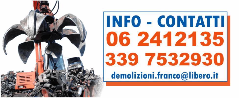 CDF Centro Demolizioni Franco