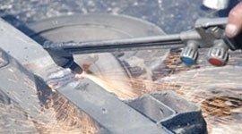 ecupero rottami metallici