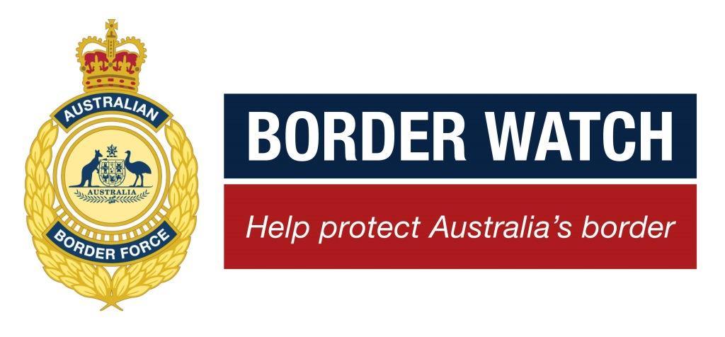 Border watch logo