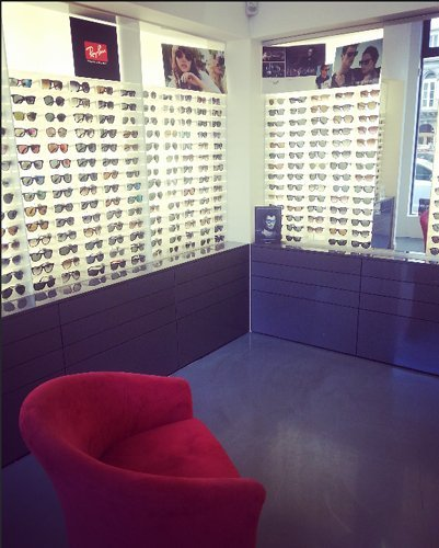 assortimento occhiali da sole