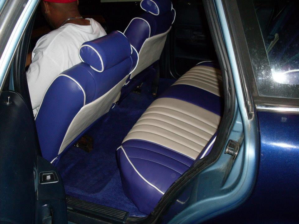Auto Upholstery Fayetteville Nc