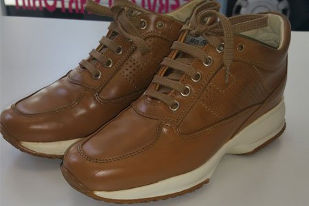 scarpe donna marroni a Casteldaccia