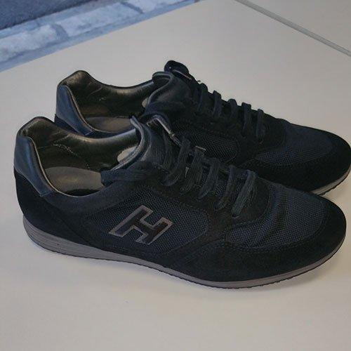 scarpa donna nera a Casteldaccia