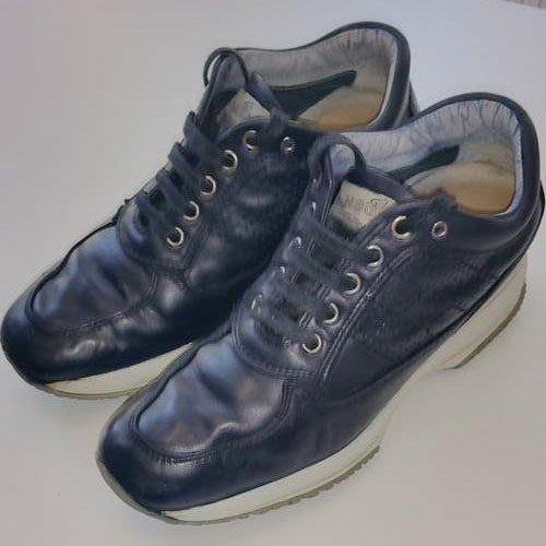 scarpe donna ginnastica nere a Casteldaccia