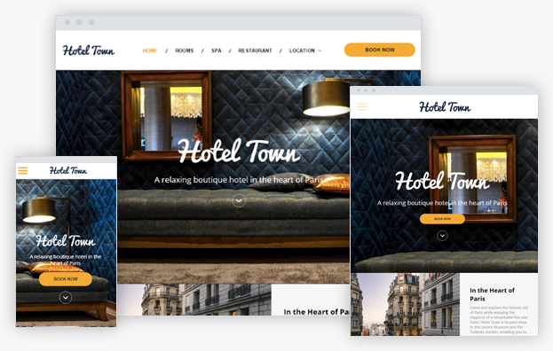 Click to open City Hotel