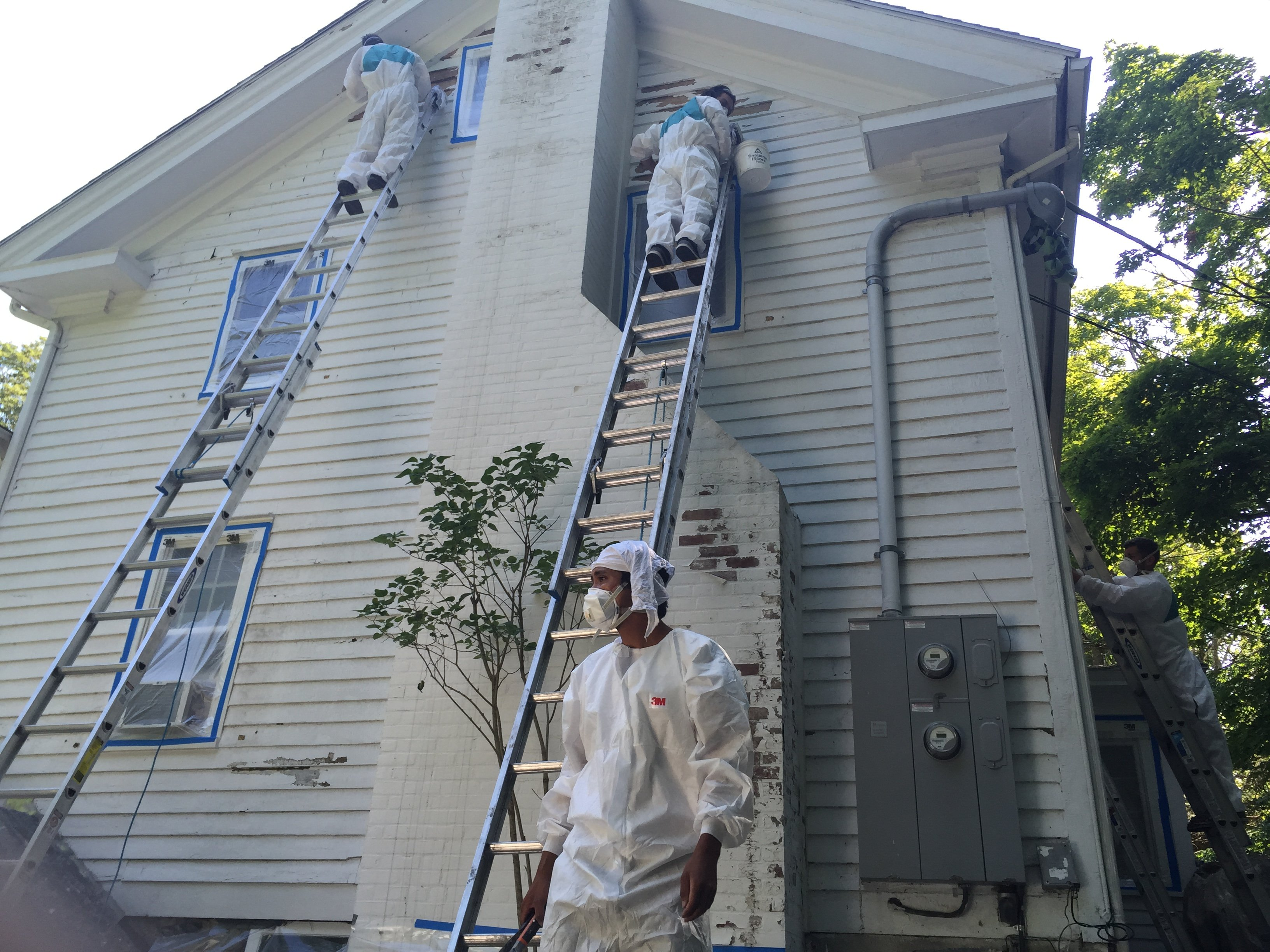 ct new Painting contractor milford