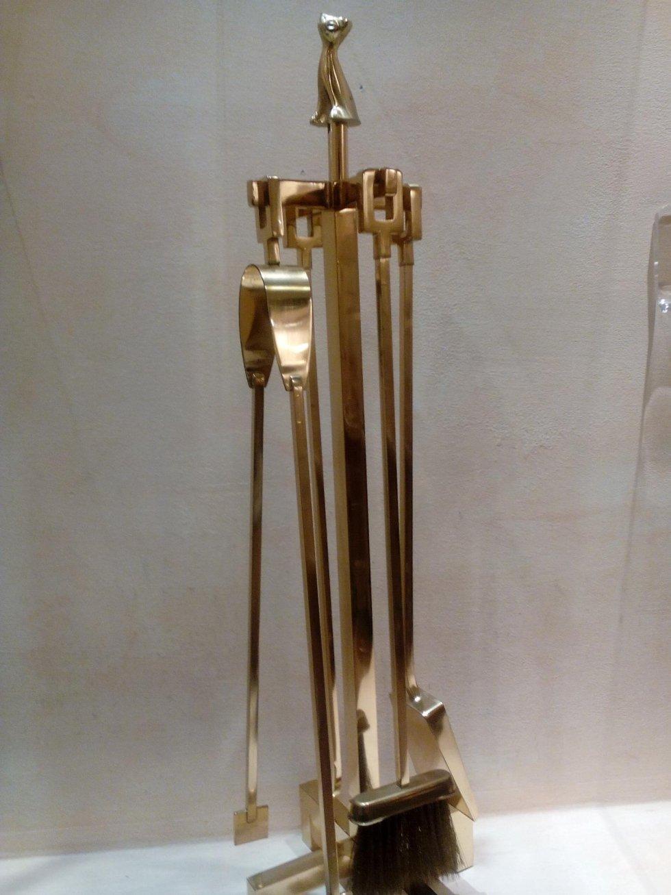 accessori per camini in ottone il crogiolo frosinone
