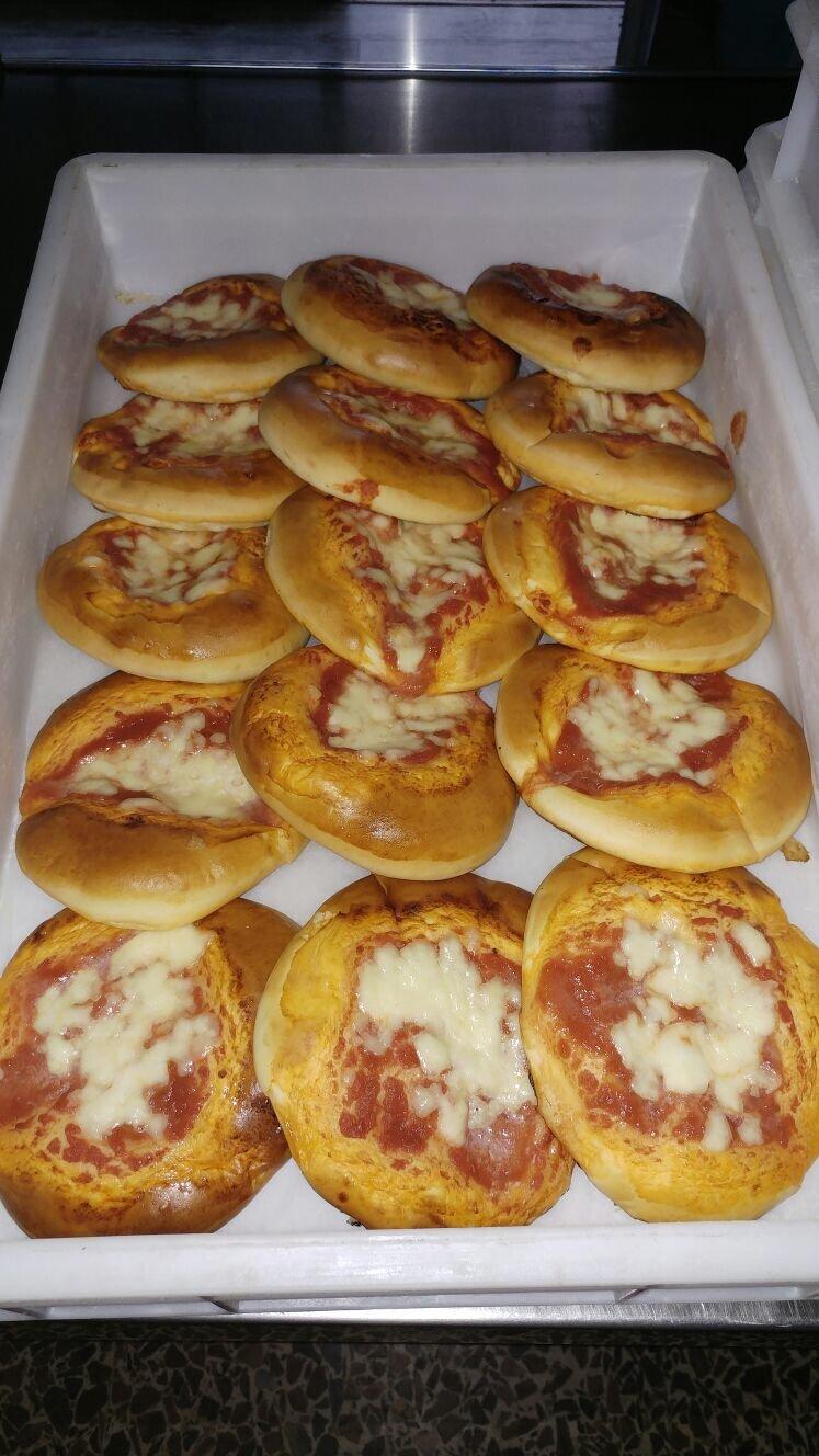 Foto di pizzette al forno