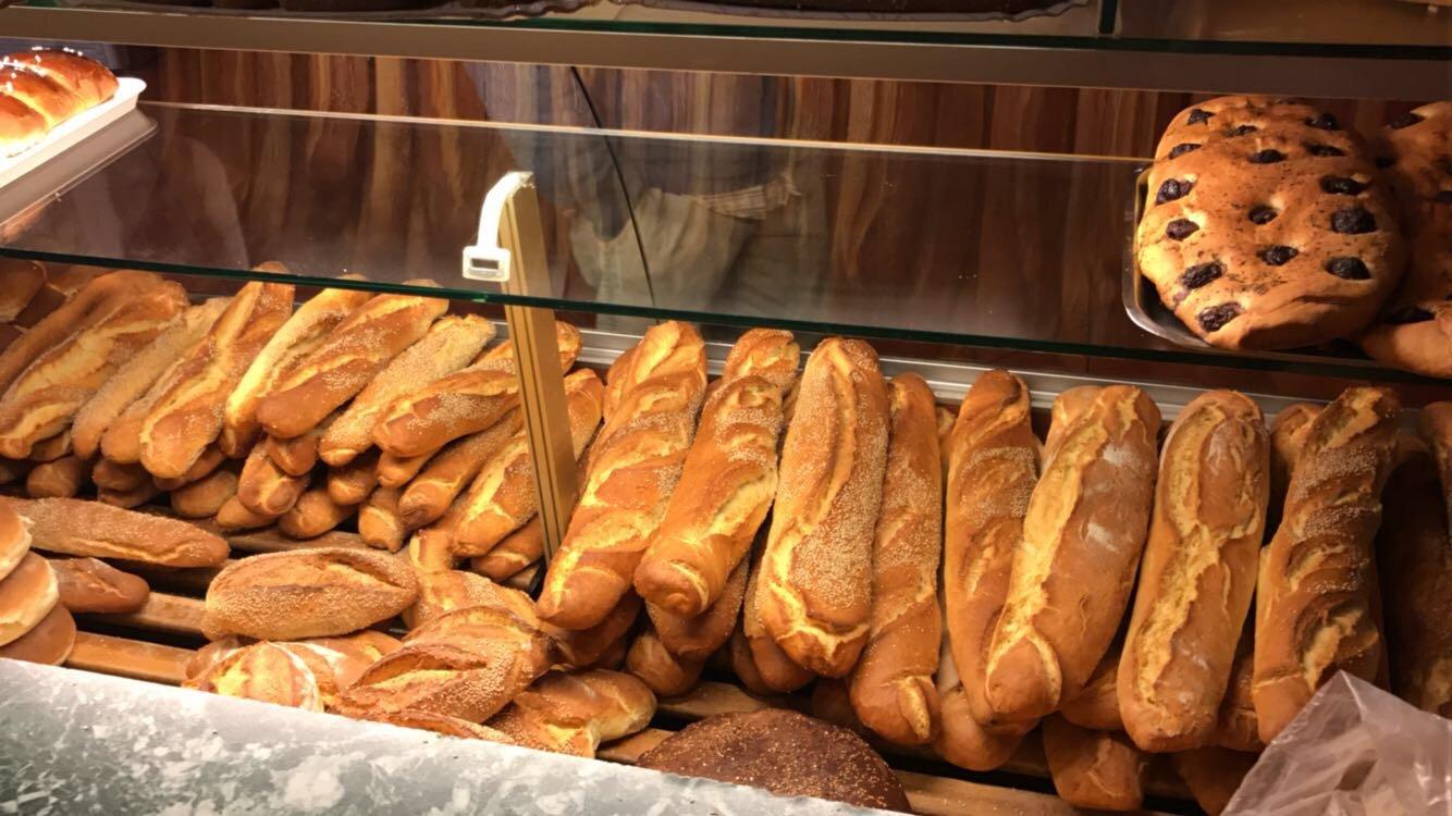 Assortimento di pane misto