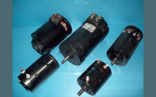 Ricambi motori elettrici