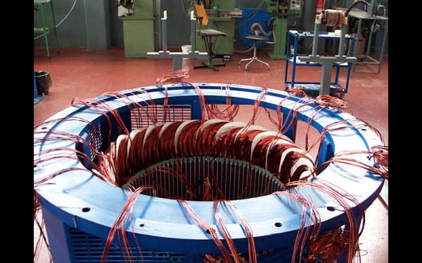 Statore turbina