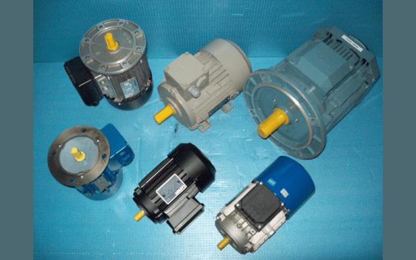 Componenti motori industriali