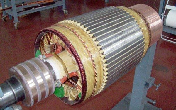 Rotore velocità variabile