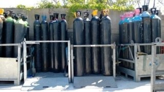 Bombole a Gas per saldatura - Gas Service Roma