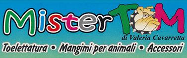 MISTER TOM - logo