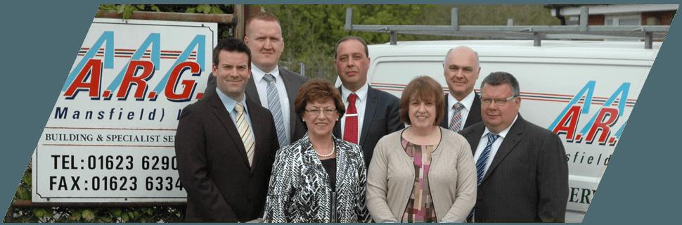 ARG Mansfield Ltd - Construction services in Nottinghamshire