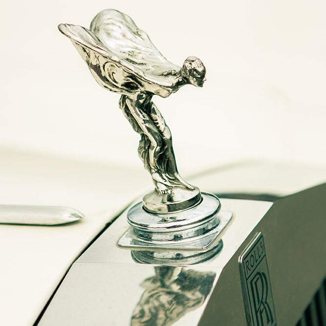 Rolls Royce radiator cap