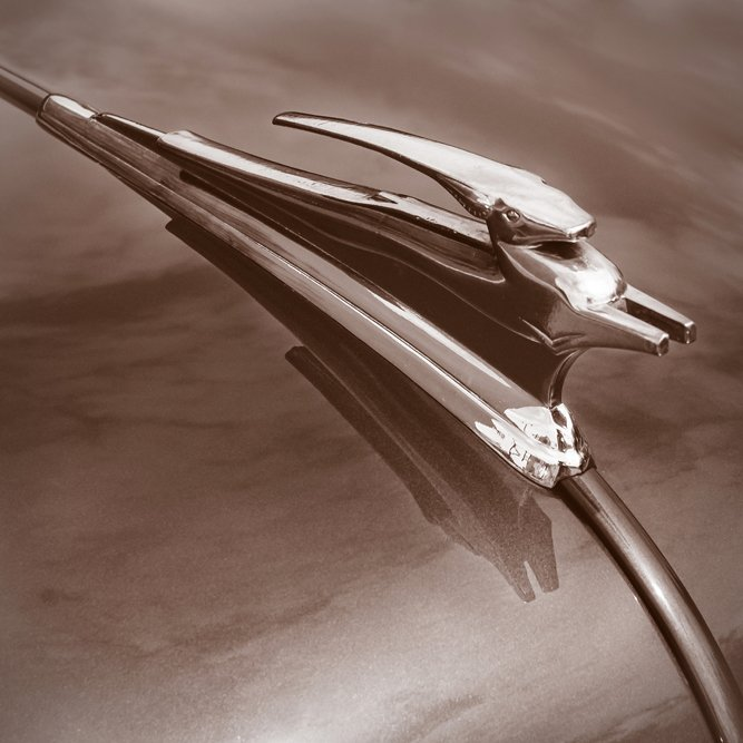chevy impala hood ornament