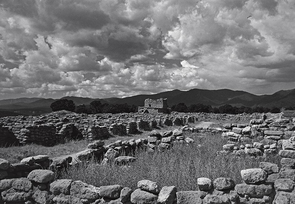 new mexico ruins