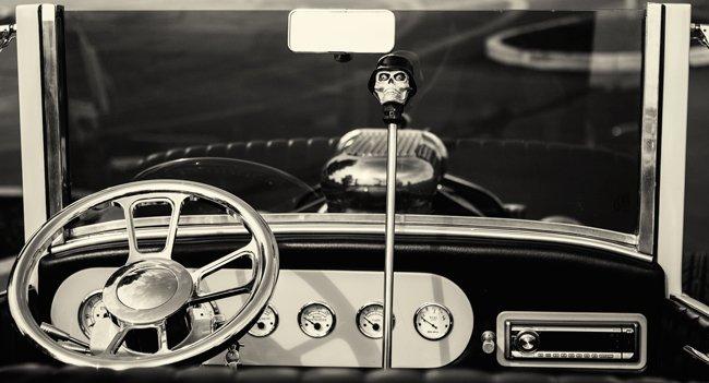 custom ford roadster