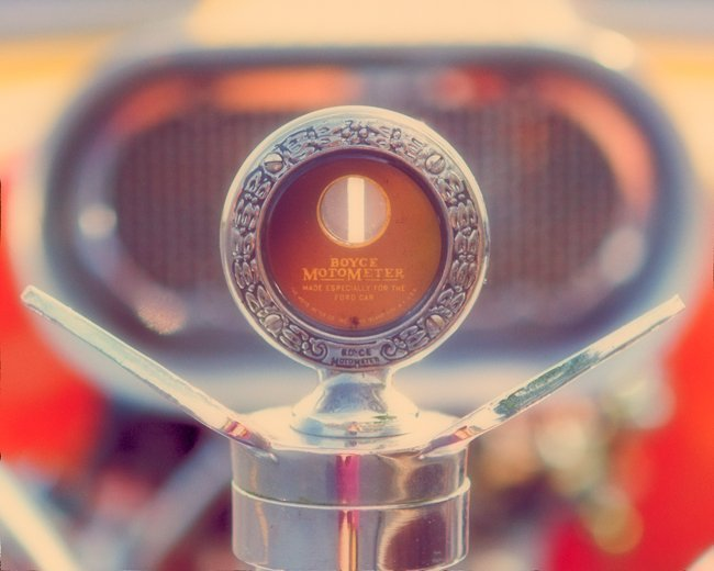 roadster radiator cap