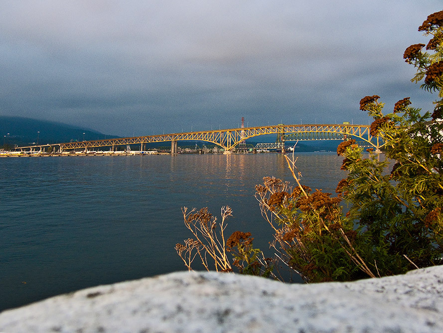 bridge vancouver british columbia