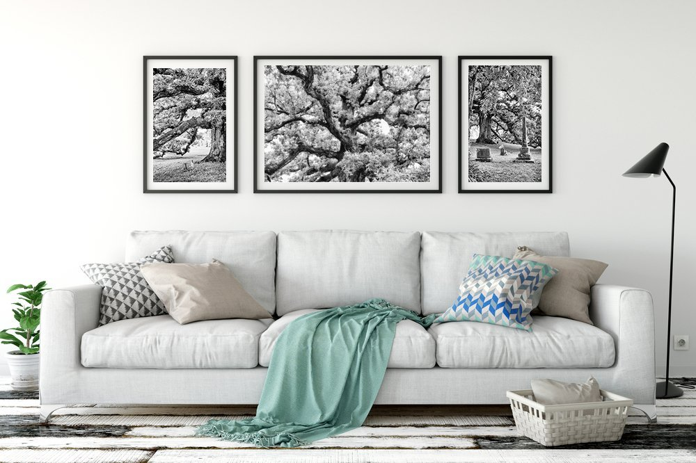 art for your living room walls