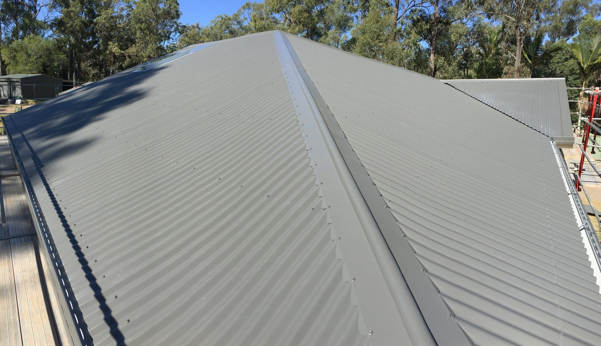 Metal Roofing Gold Coast Colorbond Metal Roofing And