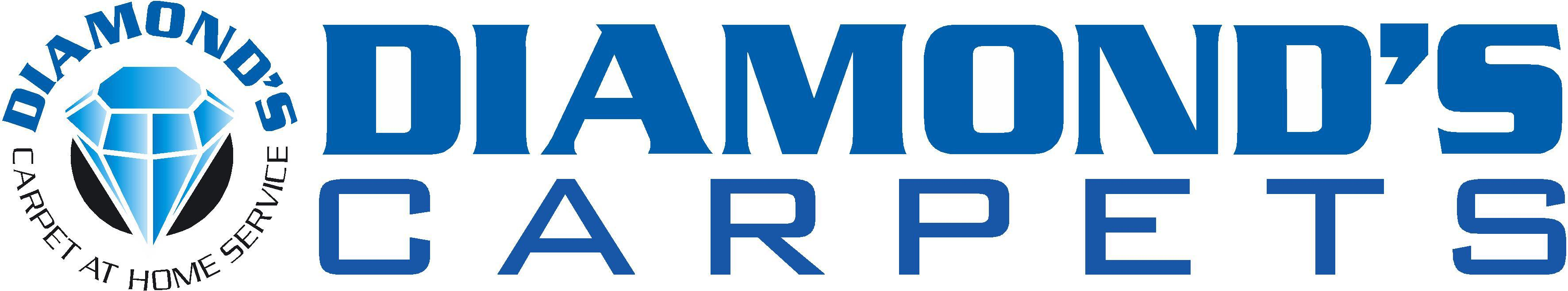 Diamond's carpets logo