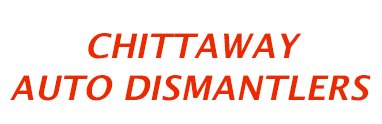 chittaway auto dismantlers logo