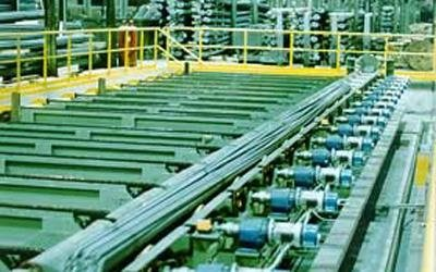 钢缆卷排空系统