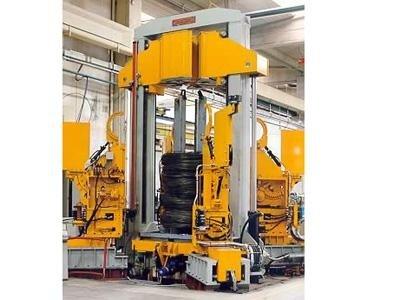 atadoras prensa bobinas