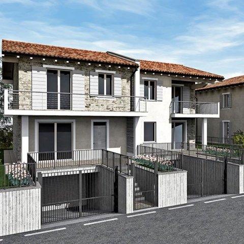 Immobile in costruzione - Lotto 3 - Villetta bifamiliare - Provaglio D'Iseo