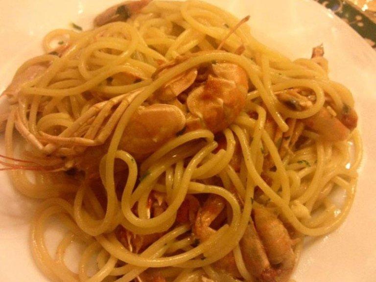 Piatti di Pesce Fresco - Trattoria da Santarino, Follonica (GR)