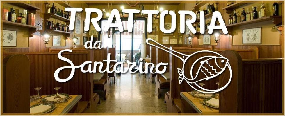 Cucina di Pesce - Ristorangte Trattoria da Santarino, Follonica (GR)
