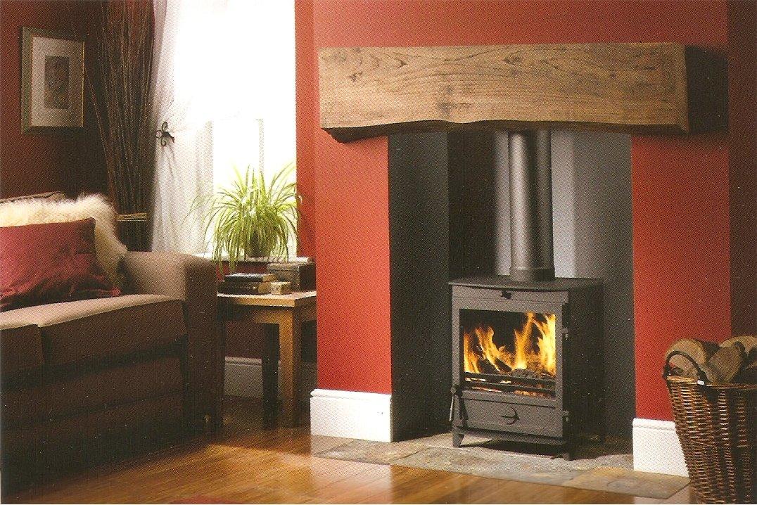 new wood burner